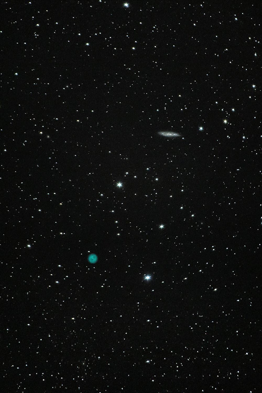 M97ふくろう星雲とM108。: Photo...